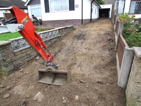 drive-way-excavation